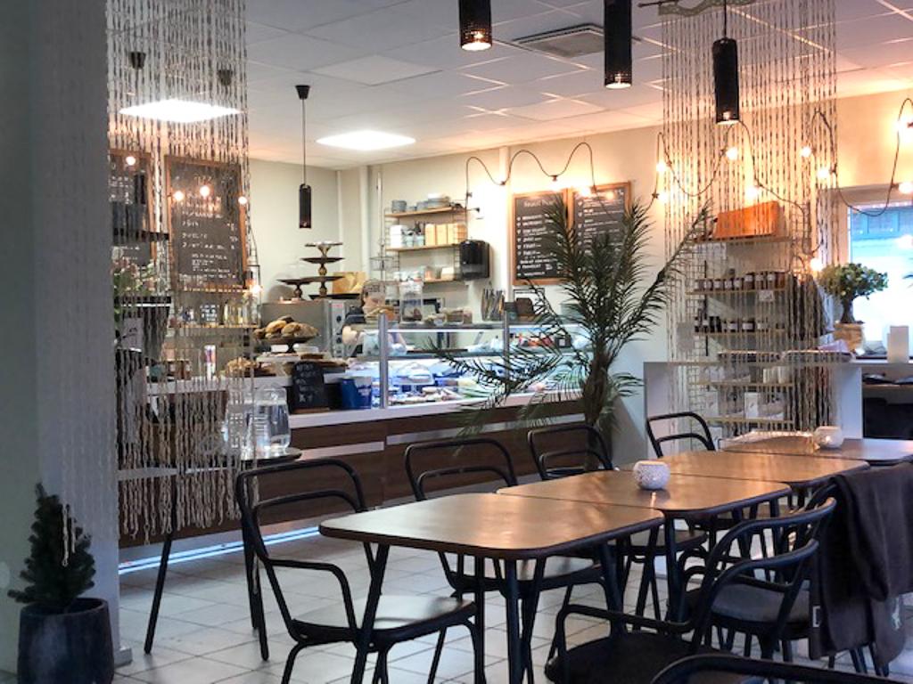 Bahlsam Living & Café, Ahus, Schweden | Restaurant & Hotel Check